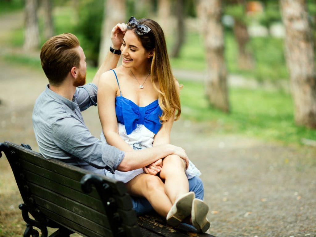 randka w parku
