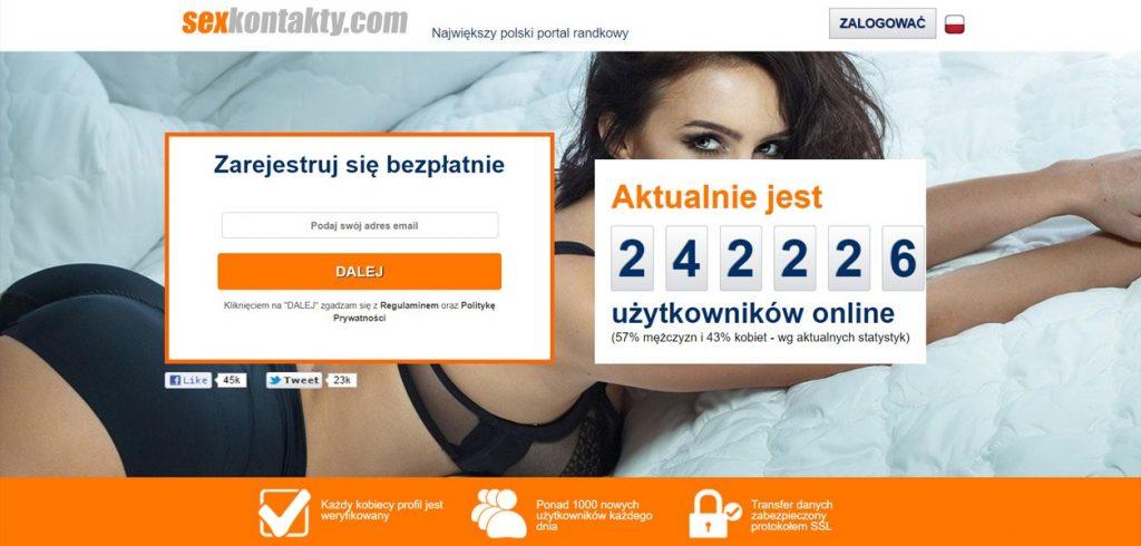 sex kontakty - sex portal do spotkań przez internet